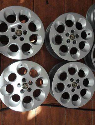 Jantes 15 originais Alfa Romeo